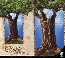 Roble del Rey by aladecuervo
