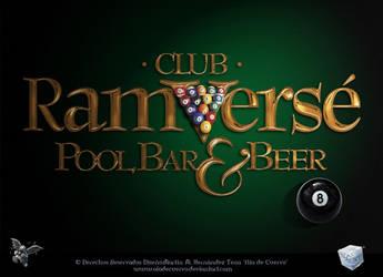Ramverse Logo by aladecuervo