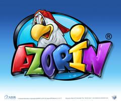 AZORIN logo by aladecuervo