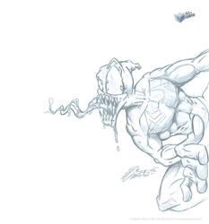 002 venom Toon by aladecuervo