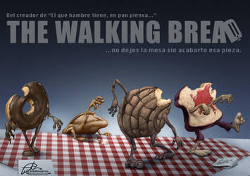 The-walking-bread-by-aladecuervo by aladecuervo