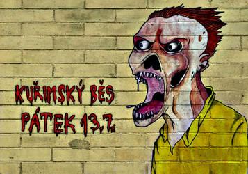 Horror poster by adambkubik