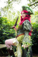 Poison Ivy Pirate by KotoneCosplay