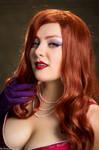 Jessica Rabbit by KotoneCosplay