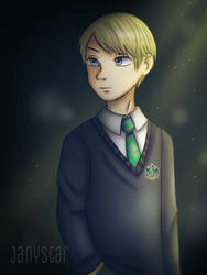 The Slytherin Prince by Jany-chan17