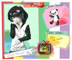Ficha Cartoon Town -Pan by BleHc