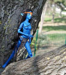 Seeking in a tree by beedoll