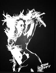 Jessica Alba by Ezekiel-25-17