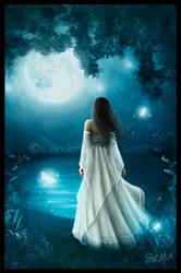 Filles de Lune Bookcover 2 by cosmosue