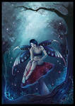 Feeling Blue by cosmosue