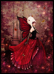 Madame Butterfly by cosmosue