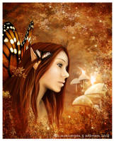 Autumn Fairytale by cosmosue