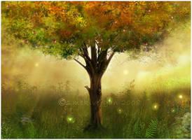 Eden Tree Details by cosmosue