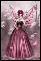 Valentine Fairy by cosmosue