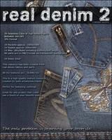 Real Denim 2 by cosmosue