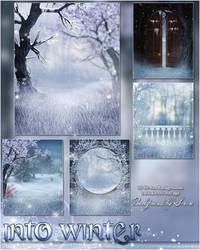Into Winter by cosmosue