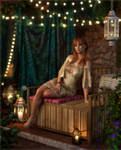 In the Garden by cosmosue