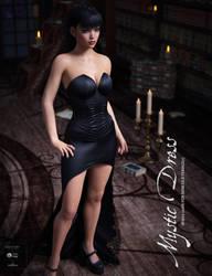 dForce Mystic Dress by cosmosue