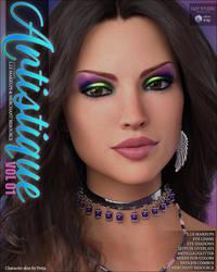 Artistique L.I.E Makeups Vol 1 by cosmosue