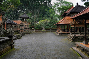 Bali Temple by cemacStock