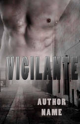 Vigilante (book cover) by RReddVar