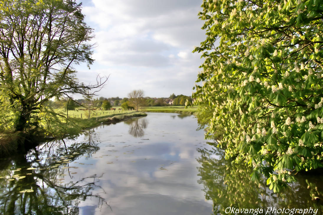 Dream Smooth - River Stour by Okavanga