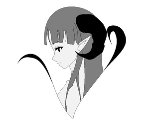 Sad Demon by KumoHatsune