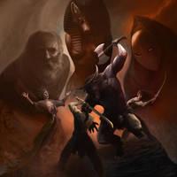 Arenas : trial of valor by RudyCrus