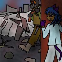 Azor-Meow, Histoire3 by ArkanaStrife