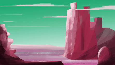 Landscape by Gulash