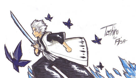 Toshiro by keoko-dono