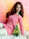 Aina's first Christmas by Katalin89