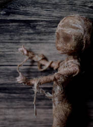 Mummy  - OOAK Custom Monster High doll by Katalin89