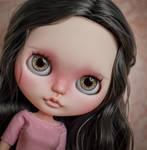 Norina (OOAK Custom Blythe doll) by Katalin89
