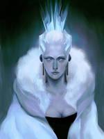 The Snow Queen by Aloira