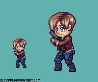 Leon Resident Evil 4 - Jacket by bis1994