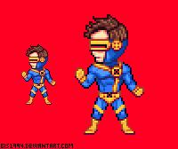 Cyclops (X-Men 90's) by bis1994