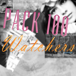 +Pack100Watchers by LuGinger