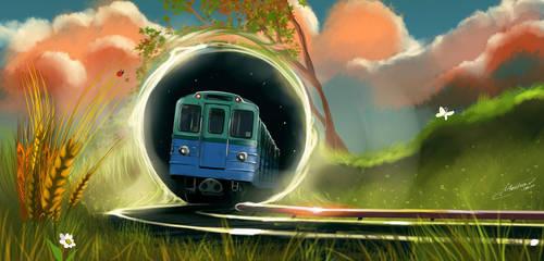 Tunnel by Mechagen