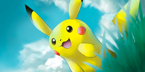 Pikachu by nintendo-jr