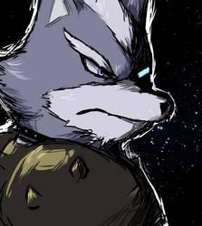 Star Wolf! by nintendo-jr