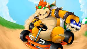 Gotta go Kart by nintendo-jr
