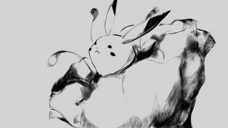 Flower Pikachu by nintendo-jr