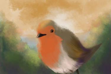 Bird by nintendo-jr