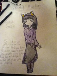A WILD FANTROLL HAS APPEARED! by YourForbiddenTruth