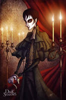 Barnabas Collins by obscureBT