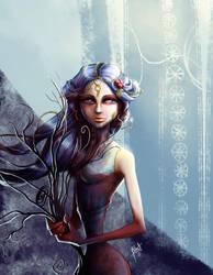 Dead Lilium by obscureBT