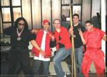 Old Glory Days : Boston Kung Fu Tournament by jctdragonwarrior