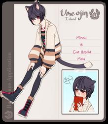 UI: Minou by eto-nyan