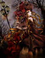 Serene Twilight | OC by mijanee